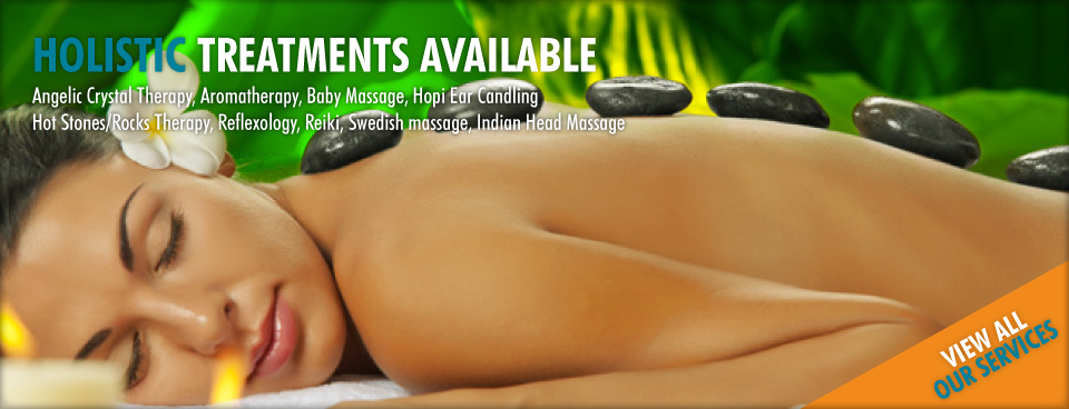 Holistic Treatments Available