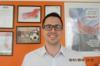 Chris Glover – Osteopath