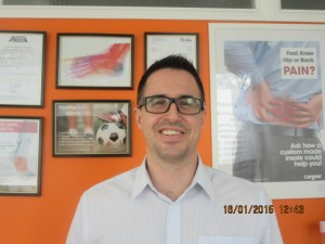 image of osteopath Leicester Chris Glover